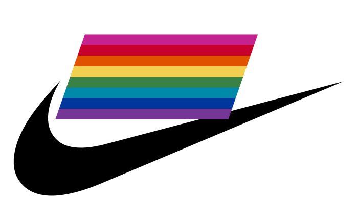 Nike 'BETRUE' logo