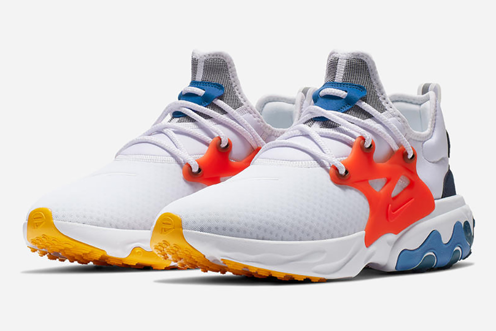 Discurso Salón de clases social  Nike Presto React Release Date Info: 3 Reasons to Buy the Shoes – Footwear  News