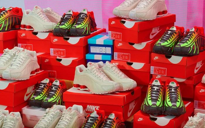 Nike Shox R4 Neymar Jr.