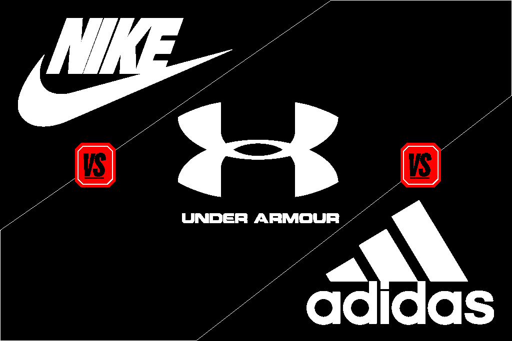 Nos vemos mañana Preservativo molino  Adidas vs. Nike vs. Under Armour: Who's Really Winning in the US – Footwear  News