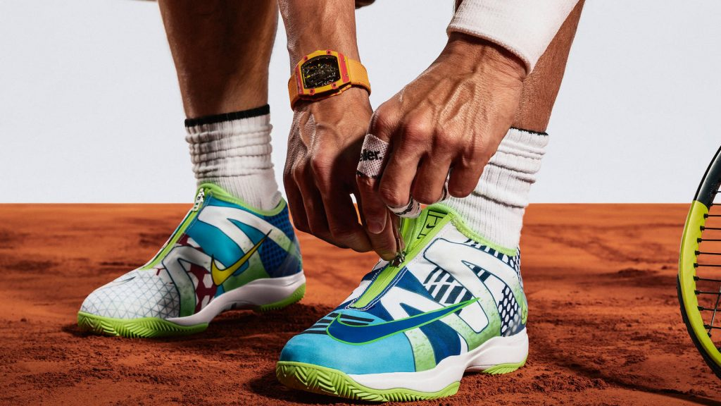 """NikeCourt Cage 3 Glove """"What The"""""""