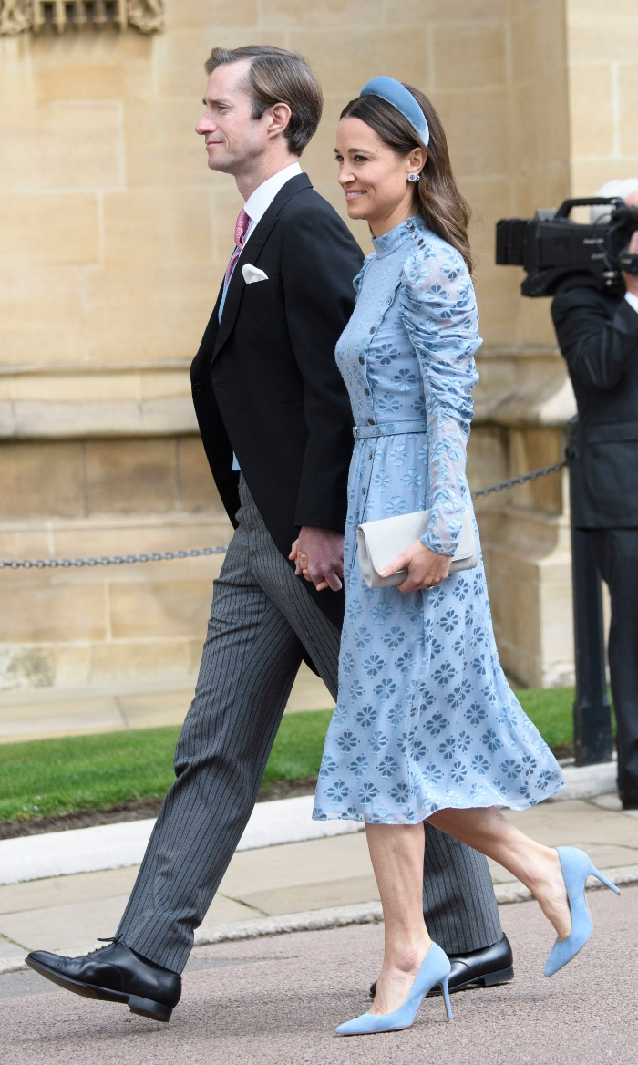 pippa middleton, james matthew, lady gabriella windsor, royal wedding