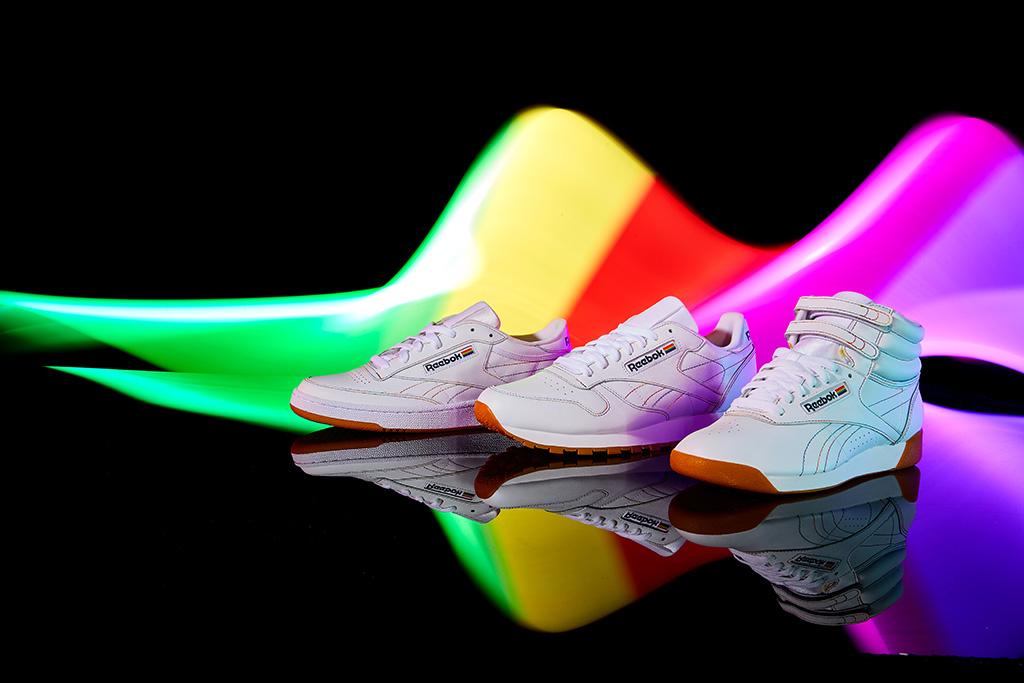 Reebok's Pride Shoes Celebrate LGBTQ