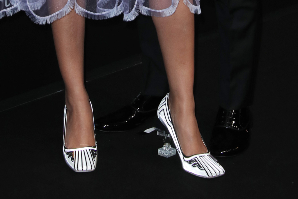 priyanka chopra, nick jonas, cannes film festival, cannes, fendi dress, structured heels, crazy heels