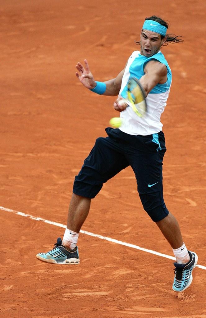 Rafael Nadal (ESP)Tennis French Open 2007 - 8 Jun 2007