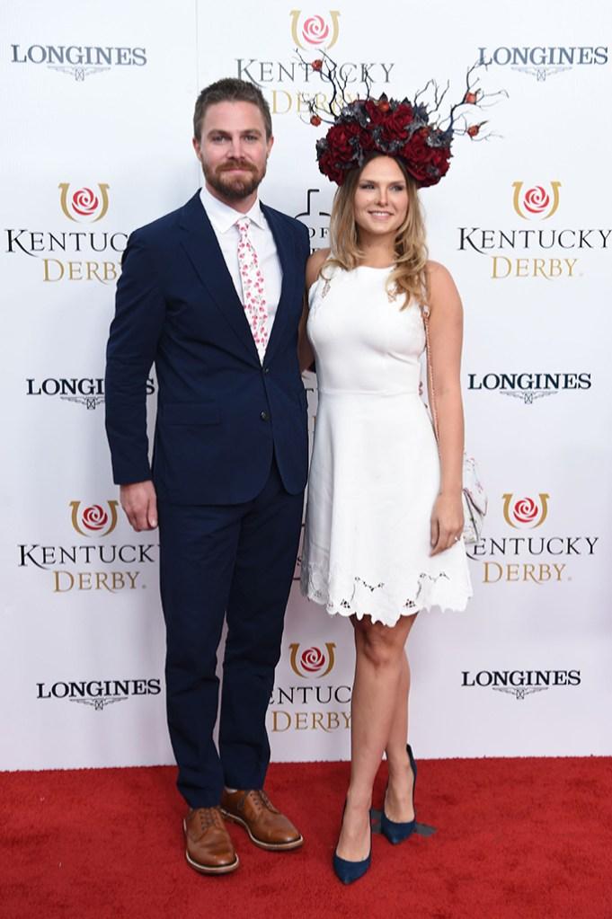 Stephen Amell and Cassandra Amell145th Annual Kentucky Derby, Arrivals, Churchill Downs, Louisville, Kentucky, USA - 04 May 2019