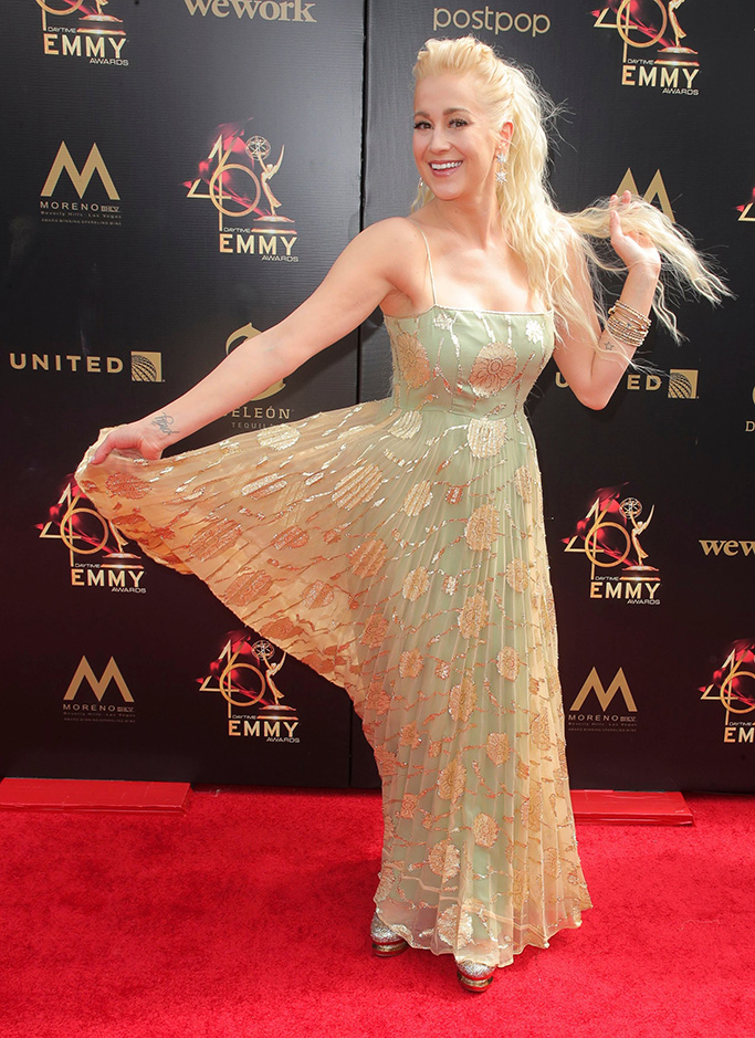 Kellie Pickler46th Annual Daytime Emmy Awards, Arrivals, Pasadena Civic Auditorium, Los Angeles, USA - 05 May 2019