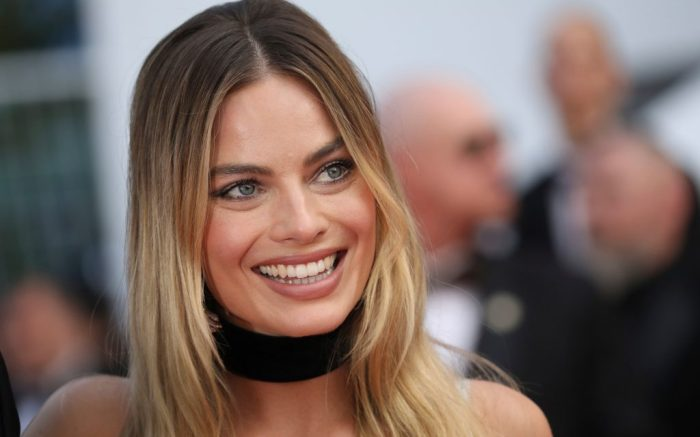 Margot Robbie poses for photographers upon arrival at the premiere of the film 'Once Upon a Time in Hollywood' at the 72nd international film festival, Cannes, southern France2019 Once Upon a Time in Hollywood Red Carpet, Cannes, France - 21 May 2019