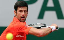 Novak Djokovic, lacoste, nbcu, of Serbia