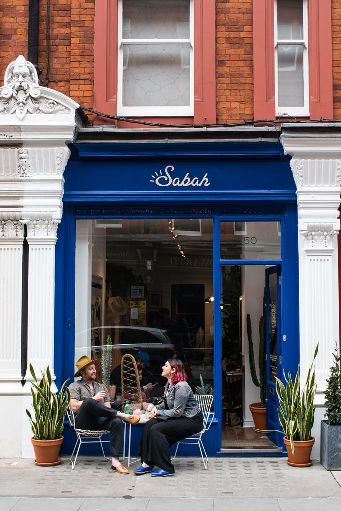 Sabah London Store