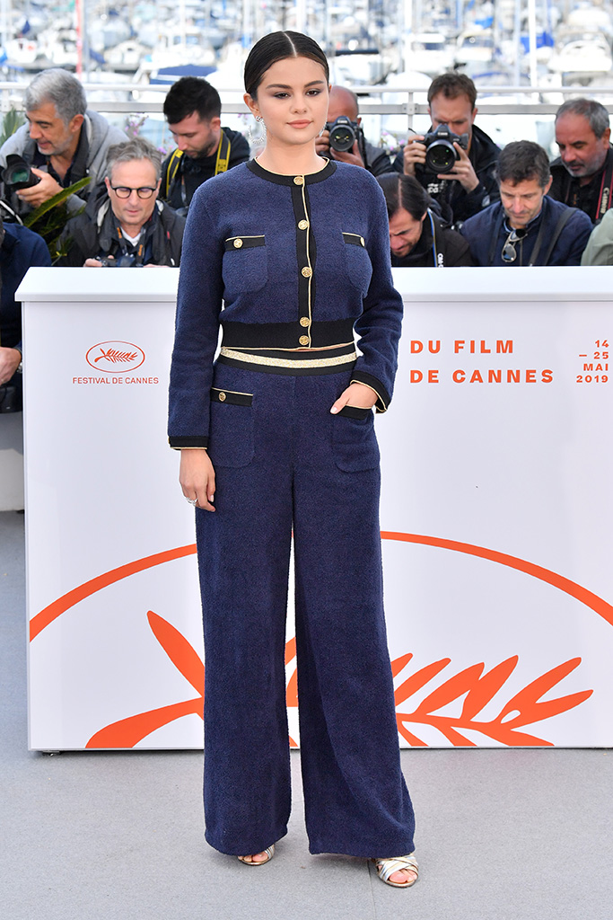 Selena Gomez'The Dead Don't Die' photocall, 72nd Cannes Film Festival, France - 15 May 2019