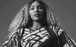 Serena Williams, virgil abloh, nike x