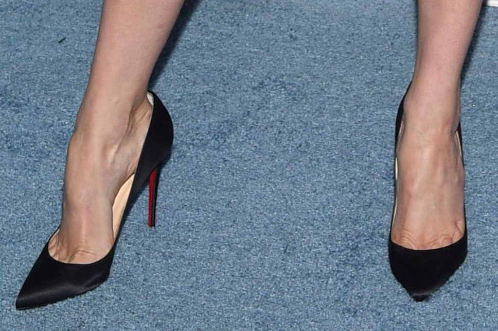 Shailene Woodley, christian louboutin pumps, celebrity style, big little lies season 2 premiere,