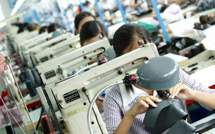 China Shoe Factory Wenzhou