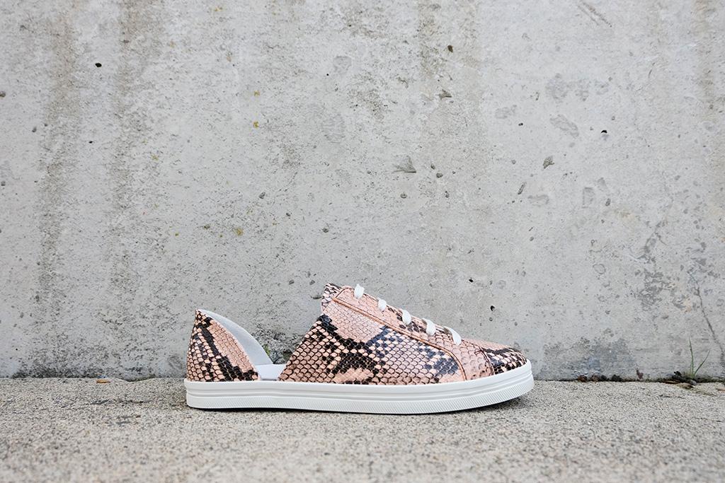 EDA d'orsay sneaker, freda salvador, spring shoes
