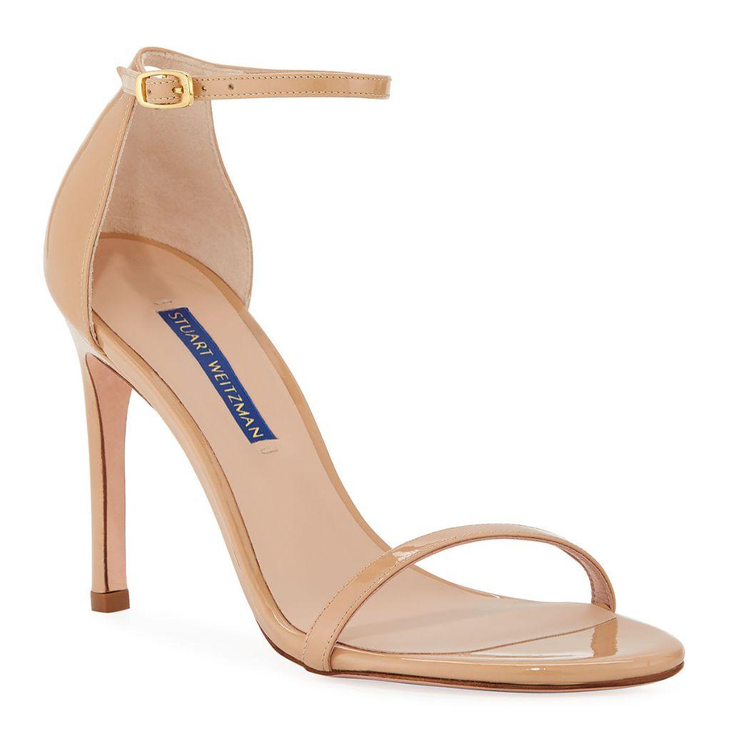summer 2019, sandal, trend, stuart, weitzman, two, strap