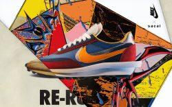 Sacai x Nike LDWaffle