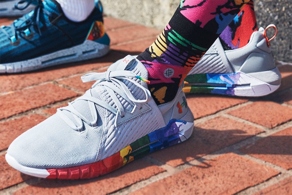 "Under Armour UA Hovr SLK ""Pride"""