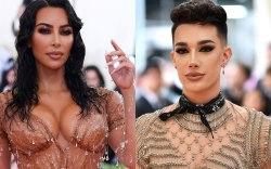 Kim kardashian, met gala, celebrity style,