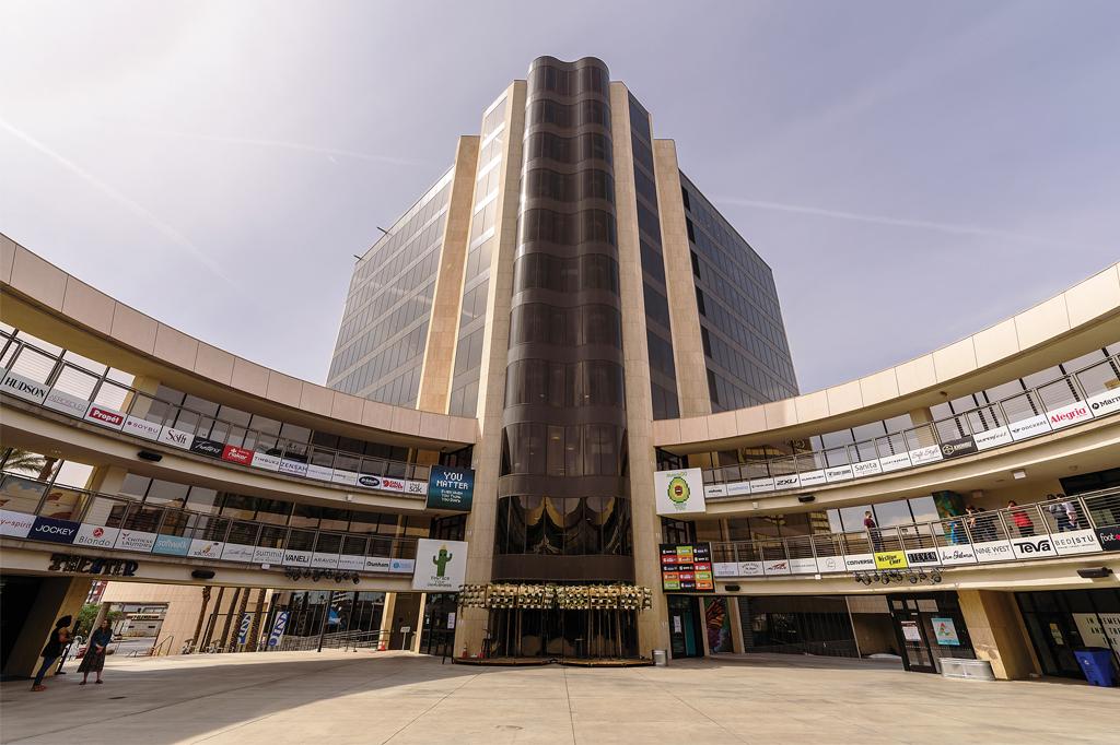 Zappos Las Vegas Campus