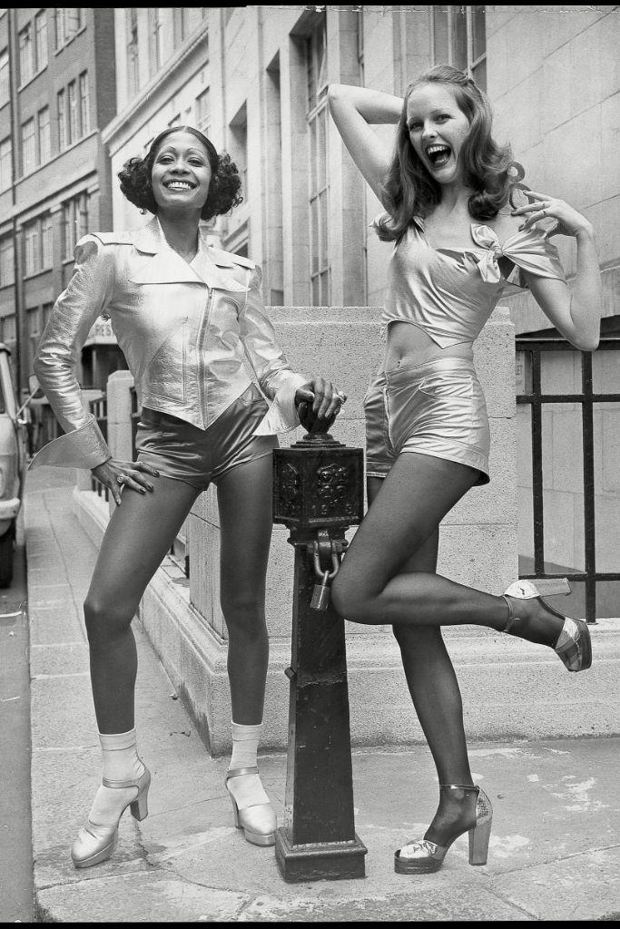 1970s, london, platforms, style, fashion
