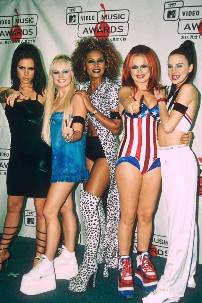spice, girls, platform, shoes, fashion, 90s, iconic