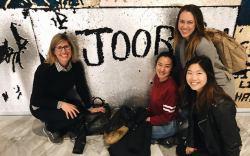 Joor team photograph with CEO Kristin