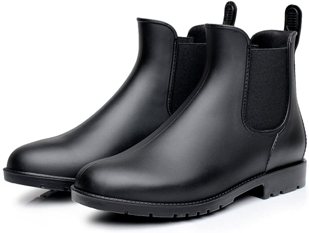 Colorxy Chelsea Rain Boot, best rain boots for women