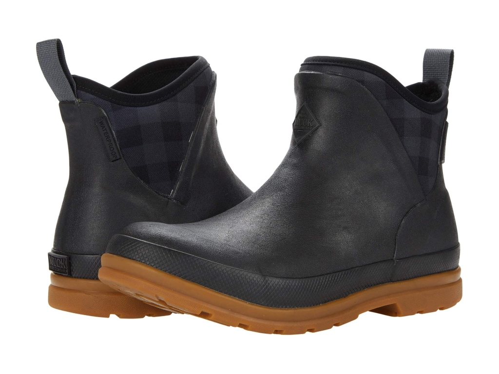 Muck-Boot-ankle-boot-best-rain-boots-for-women