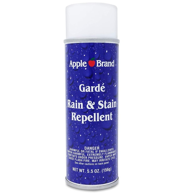 apple brand stain repellent