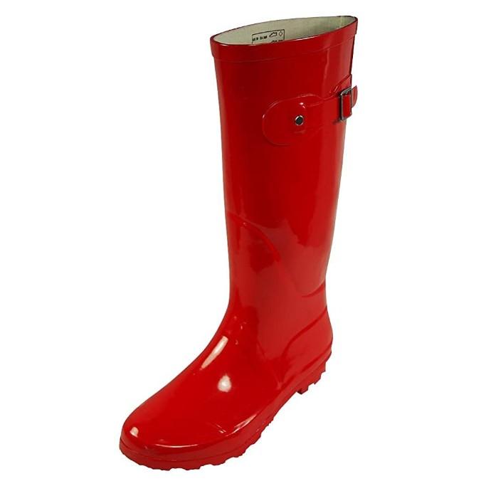 Norty hurricane wellie, best rain boots for women