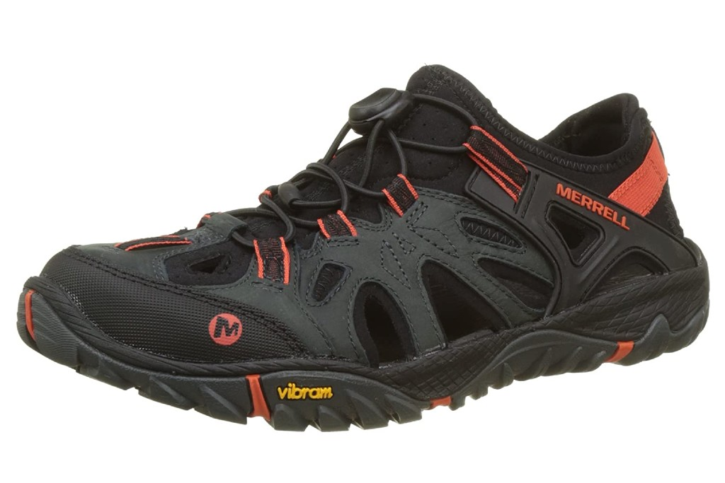 Merrell All Out Blaze Sieve Water Shoes, water shoes for men