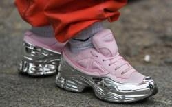 adidas by raf simons Ozweego sneakers,