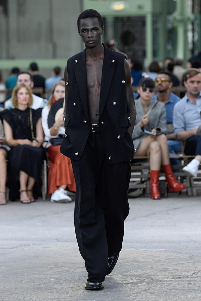 Ami spring 2020, Paris Fashion Week.
