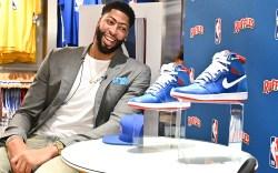anthony davis signature shoes