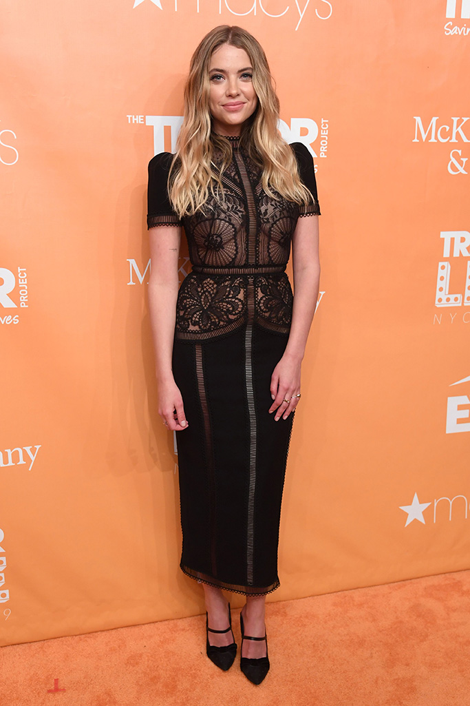 Ashley BensonThe Trevor Project's TrevorLIVE Gala, Arrivals, Cipriani Wall Street, New York, USA - 17 Jun 2019TrevorLIVE is The Trevor Project's premier bi-annual galas, which celebrates The Trevor Project and our mission to end LGBTQ youth suicide. The galas bring together celebrities, corporate partners, and allies for a moving night to support LGBTQ youth in crisis. Wearing Zuhair Murad