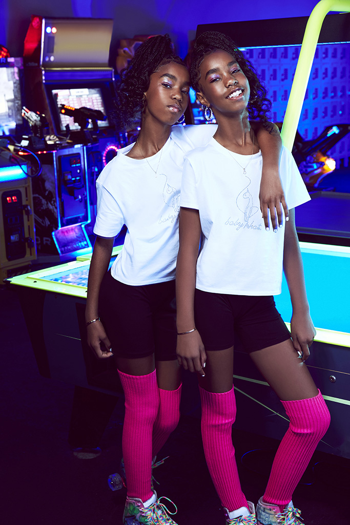 baby phat forever 21 collection 2019 kimora lee simmons daughters ming aoki