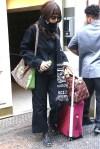 Bella Hadid sighting in New York City