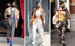 Street Style: Bella Hadid's Best Outfits