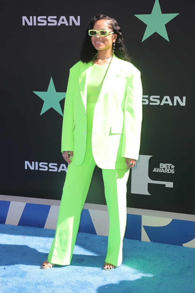 Ella MaiBET Awards, Arrivals, Microsoft Theater, Los Angeles, USA - 23 Jun 2019