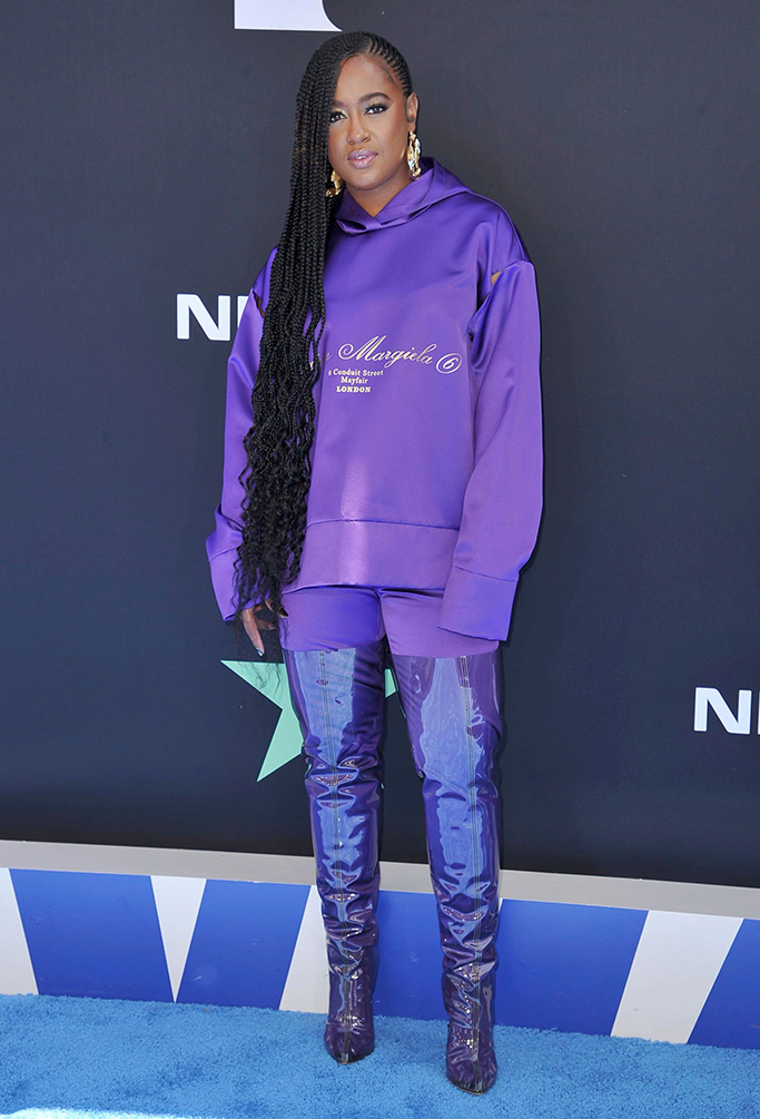 Rapsody arrives at the BET Awards, at the Microsoft Theater in Los Angeles2019 BET Awards - Arrivals, Los Angeles, USA - 23 Jun 2019