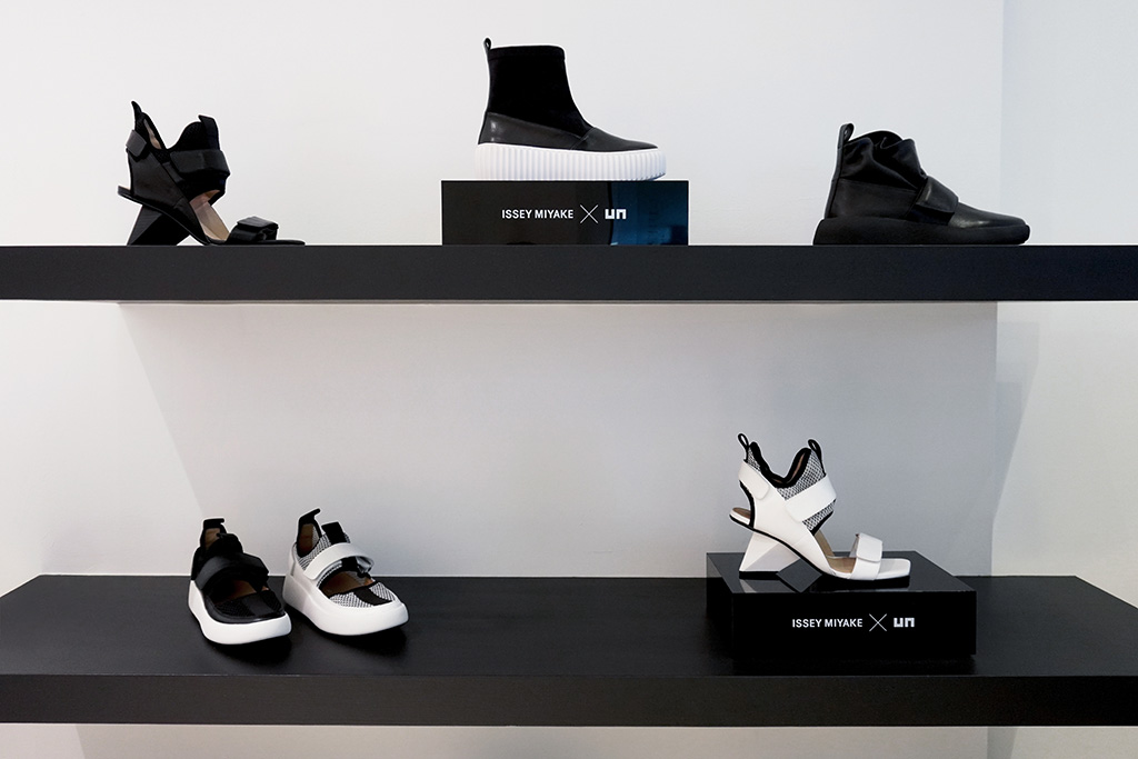 United Nude Pop-Up at Beverly Center, shoes, sneakers