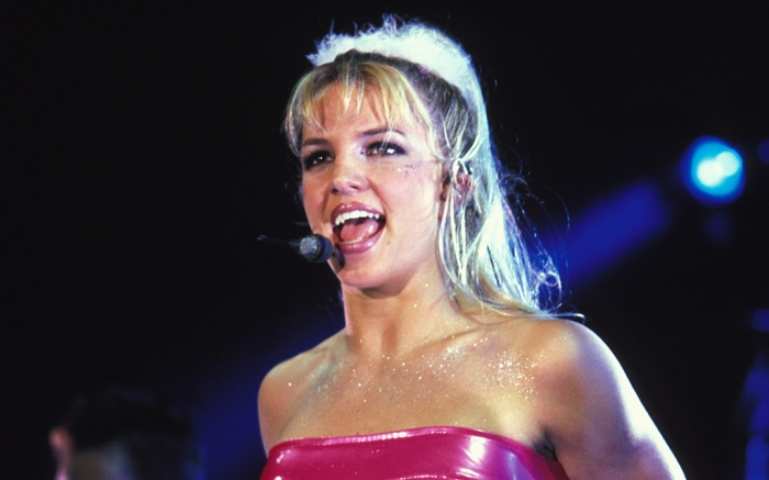 Britney SpearsBritney Spears performs in concert, The Pompano Beach Amphitheater, Florida, USA - 28 Jun 1999