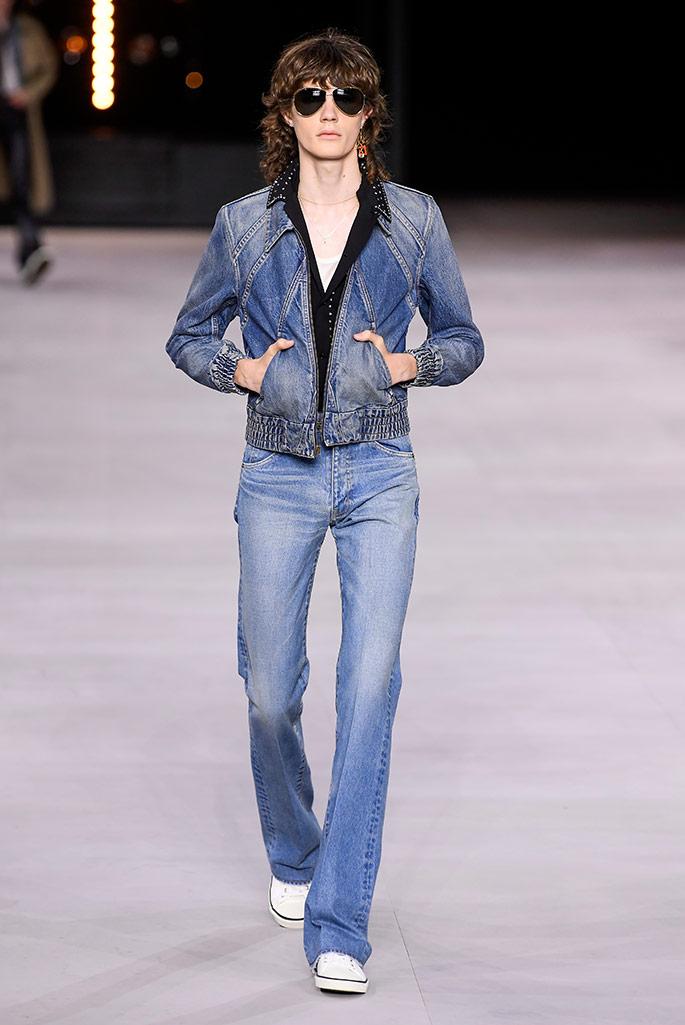 Celine spring 2020, Paris Fashion Week, Men's.
