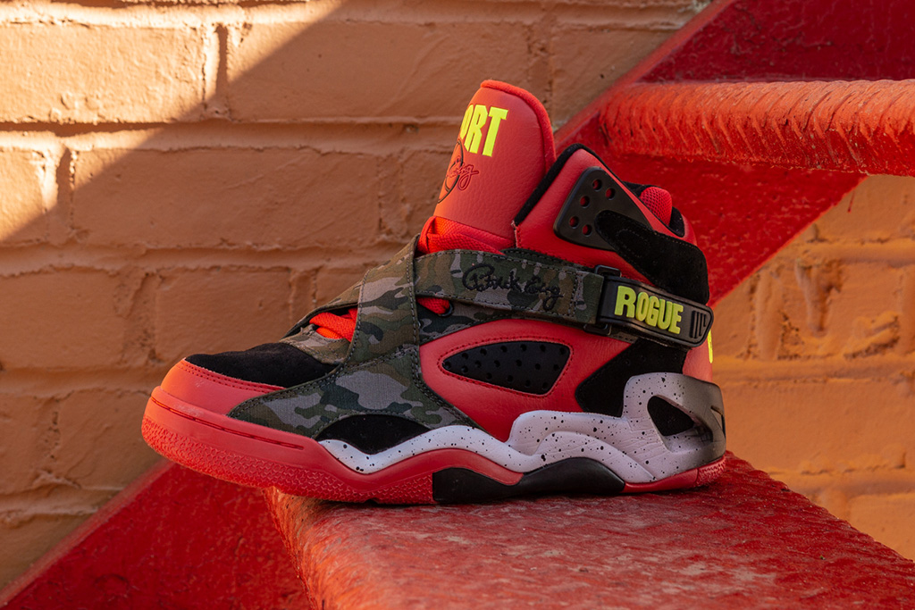 "Ewing Athletics ""The War Report"" Rogue"