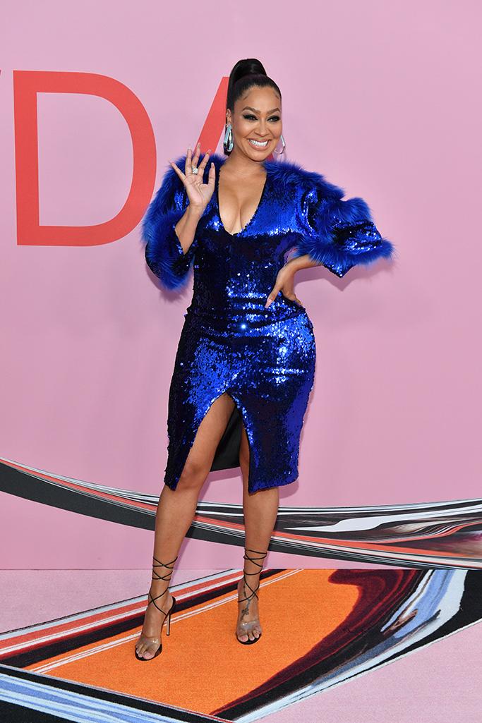 La La AnthonyCFDA Fashion Awards, Arrivals, Brooklyn Museum, New York, USA - 03 Jun 2019