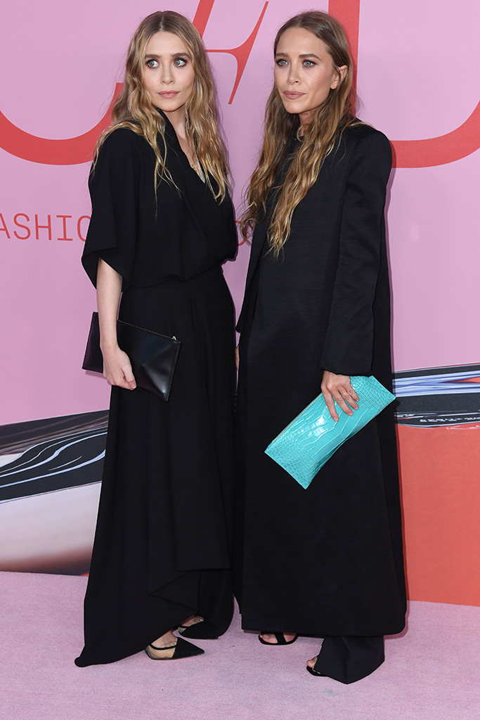 Ashley Olsen and Mary-Kate OlsenCFDA Fashion Awards, Arrivals, Brooklyn Museum, New York, USA - 03 Jun 2019