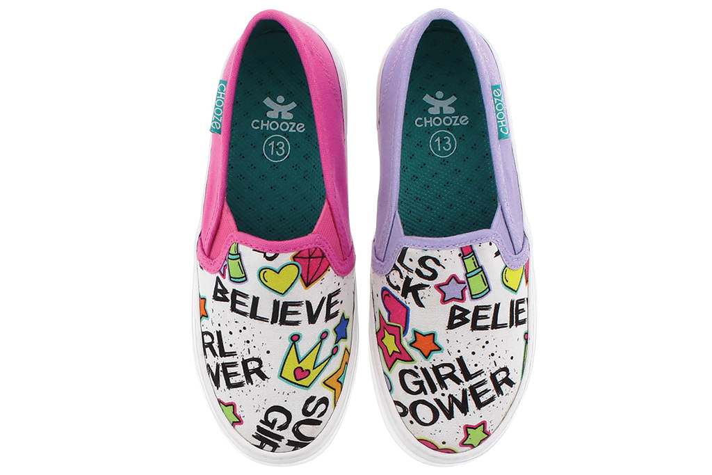 Chooze Supergirl Collection Sneakers