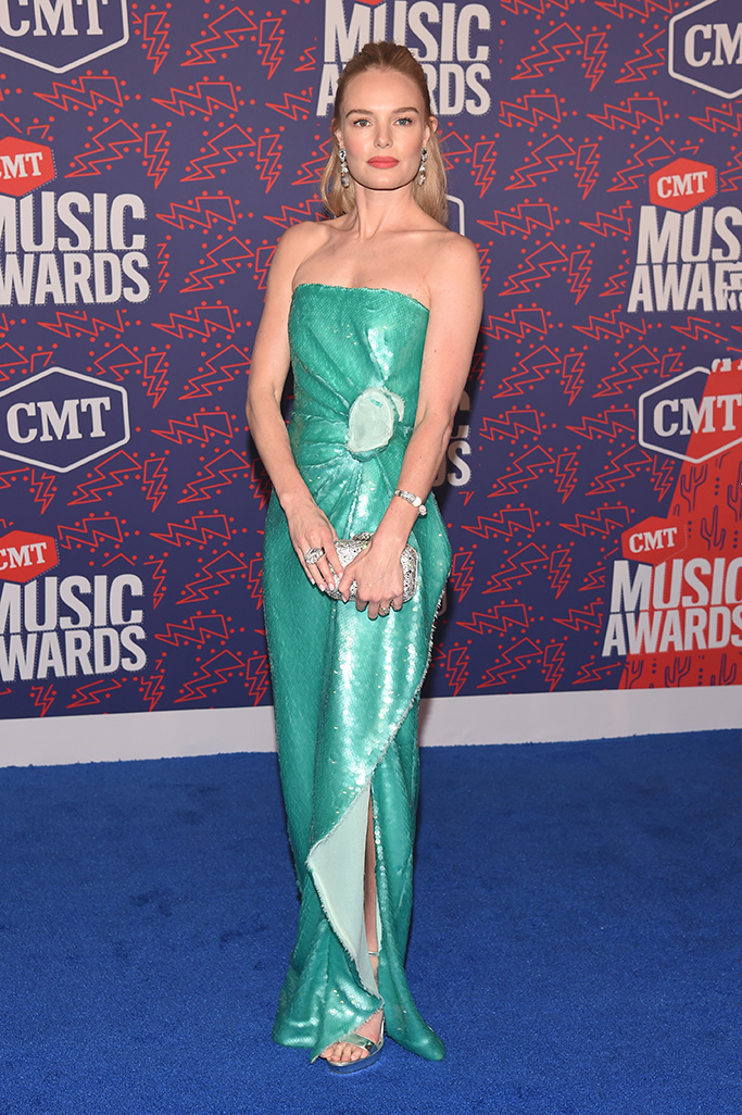 Kate Bosworth, CMT Music Awards, Arrivals, Bridgestone Arena, Nashville, USA - 05 Jun 2019