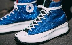 Converse x JW Anderson sneakers, milan